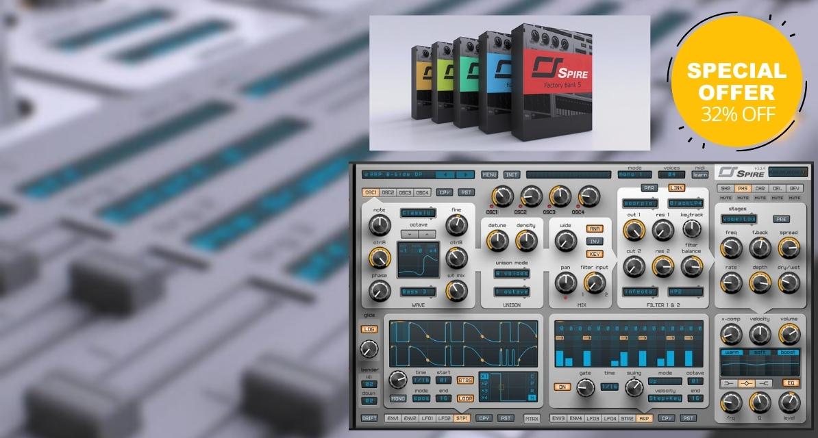 Reveal Sound - Spire - Special Offer