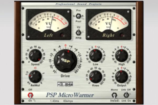 PSP Audioware - MicroWarmer