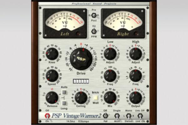 PSP Audioware - Vintage Warmer 2 Fat