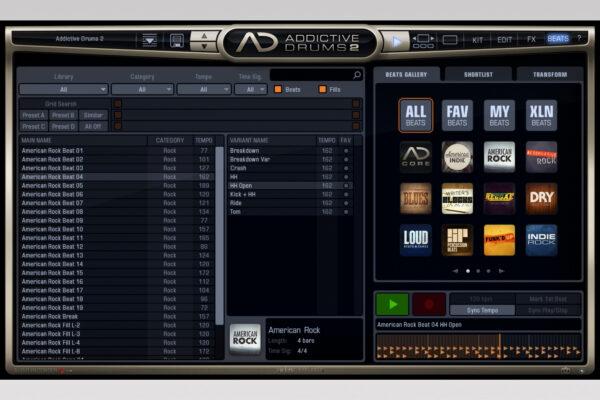 XLN Audio - AD2 - Custom XL Beats