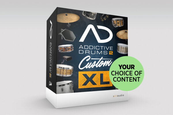 XLN Audio - AD2 - Custom XL Box