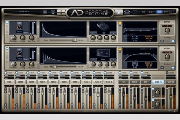 XLN Audio - AD2 - Custom XL FX