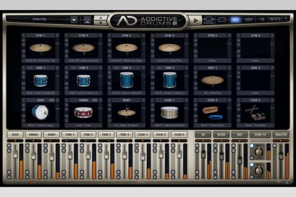 XLN Audio - AD2 - Custom XL Kit