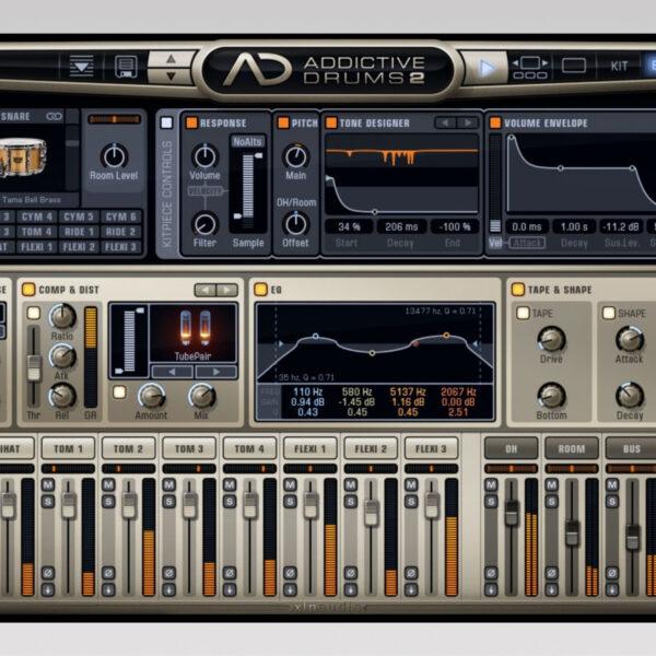 XLN Audio - Addictive Drums 2