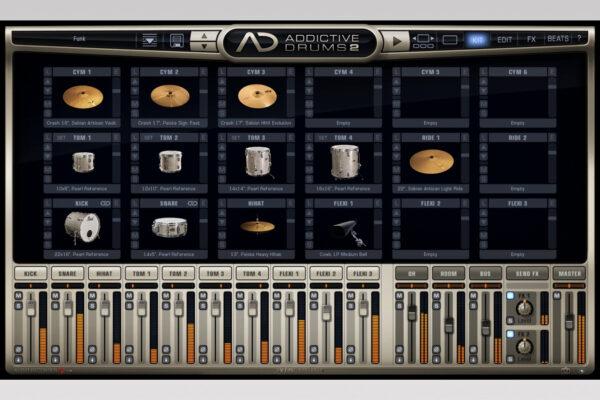 XLN Audio - Addictive Drums - Funk Kit