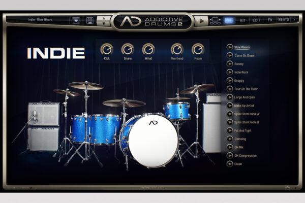 XLN Audio - Addictive Drums - Indie Explore