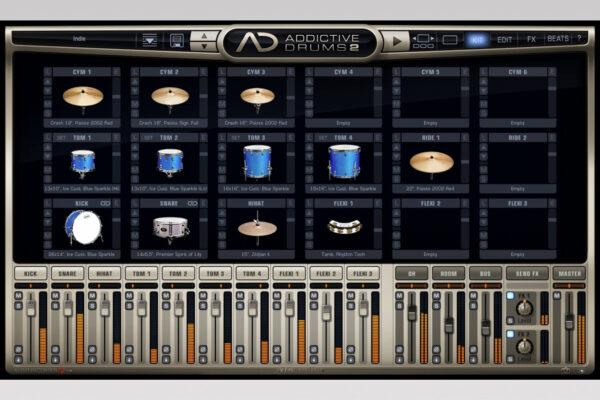 XLN Audio - Addictive Drums - Indie Kit