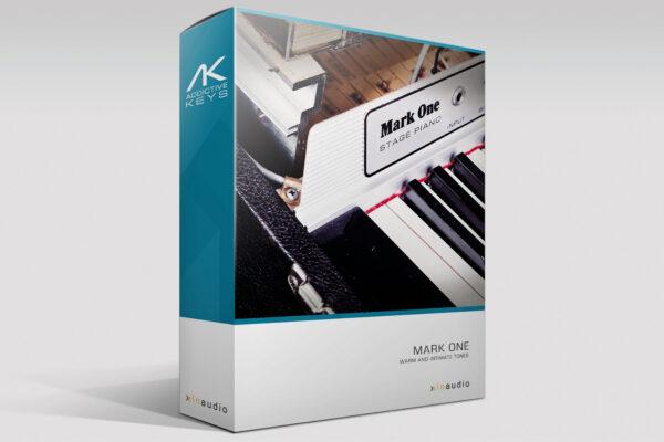 XLN Audio - Addictive Keys - Mark One Box