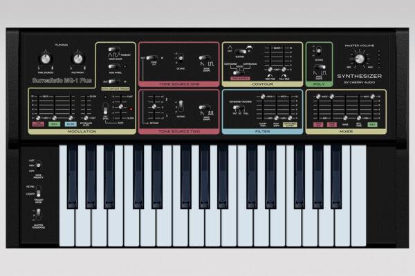 Cherry Audio - MG-1 Plus Synth