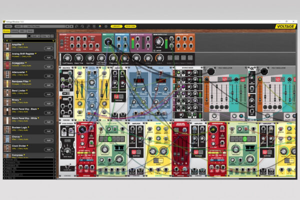 Cherry Audio - Voltage Modular Core + Electro Drums