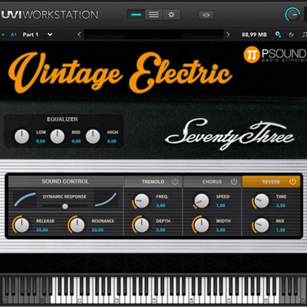 PSOUND - Vintage Electric