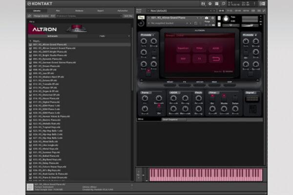 Beyron Audio - Altron Kontakt