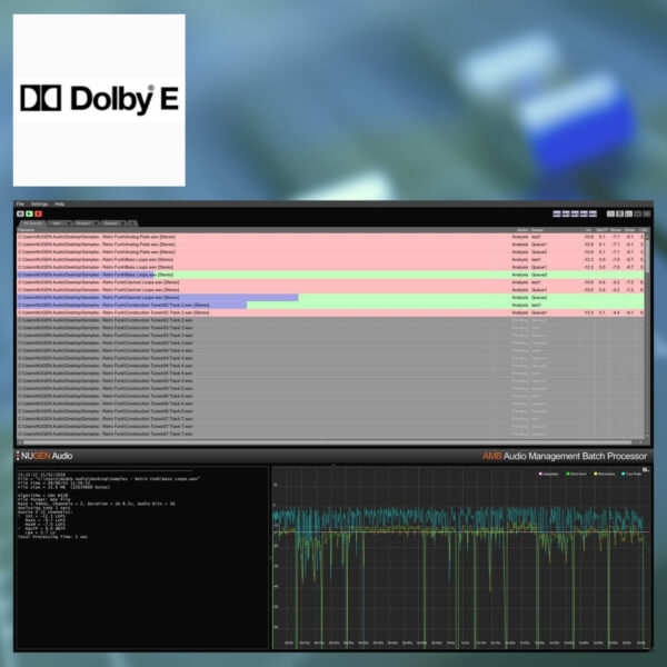 NUGEN Audio - AMB Dolby E