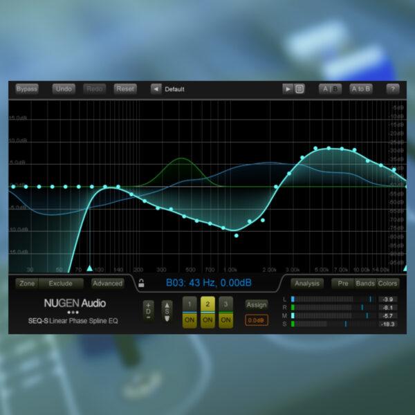 NUGEN Audio - Halo SEQ-S