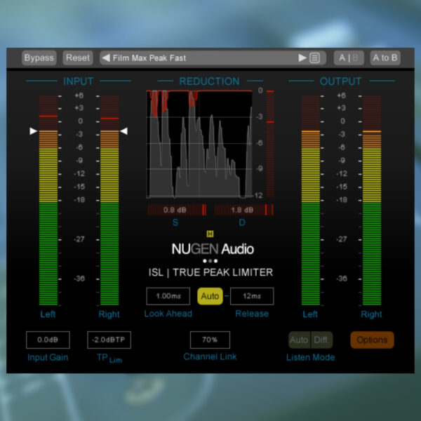 NUGEN Audio - ISL 2st
