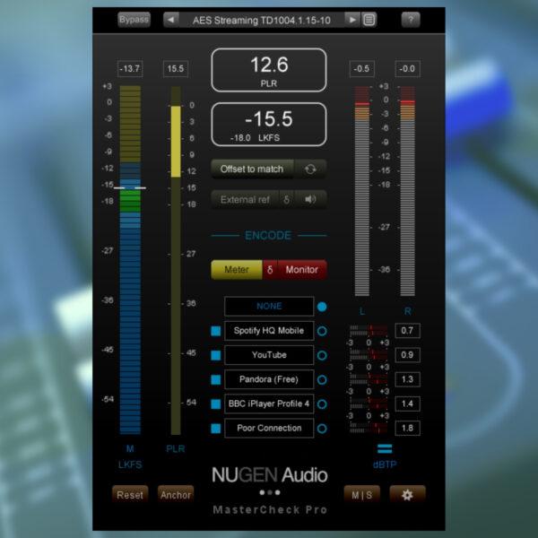 NUGEN Audio - MasterCheck