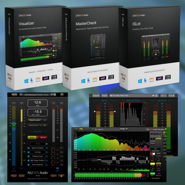 NUGEN Audio - Modern Mastering Bundle