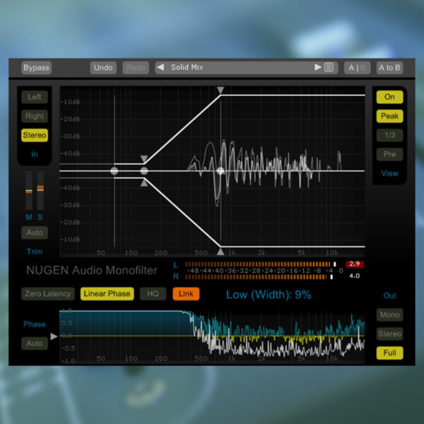 NUGEN Audio - Monofilter