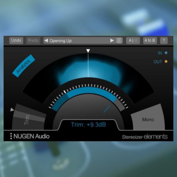 NUGEN Audio - Stereoizer Elements