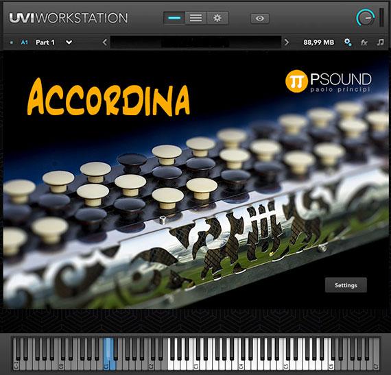 PSound Accordina