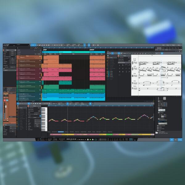PreSonus - Studio One 5 Pro Score