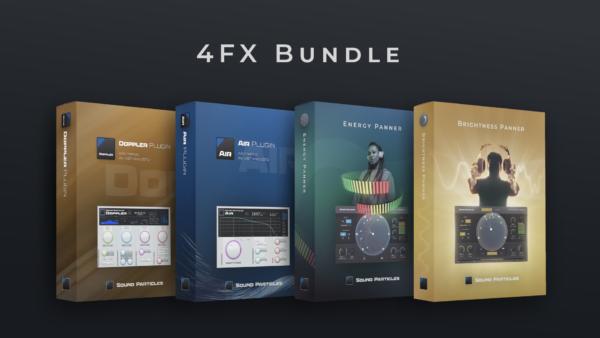Sound Particles 4FX Bundle Boxes