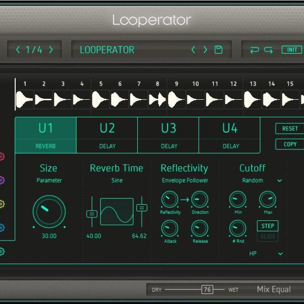 Sugar Bytes Looperator