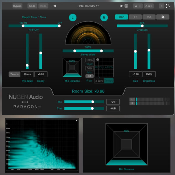 NUGEN Audio - Paragon ST