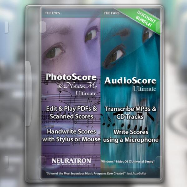 Neuratron PhotoScore NotateMe Bundle