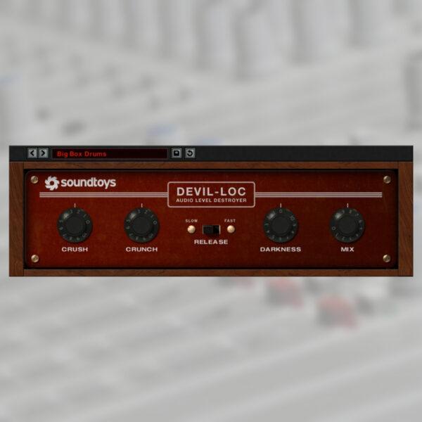 Soundtoys - Devil-Loc Deluxe