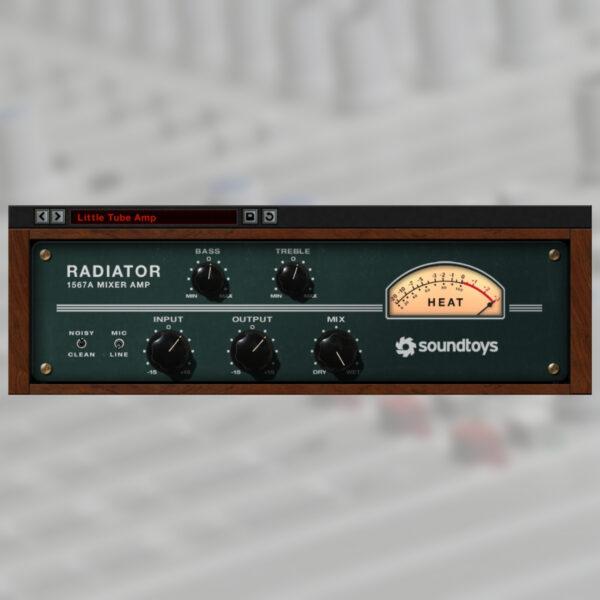 Soundtoys - Radiator