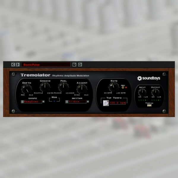 Soundtoys - Tremolator